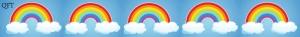 5 arcobaleni